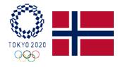 2020東京オリンピック  ノルウェー選手団にSailerのパンをお届けしました